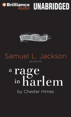 A Rage in Harlem (Classic Collection (Brilliance Audio)) Cover Image
