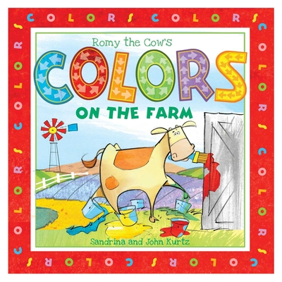 Cover for Romy the Cow's Colors on the Farm