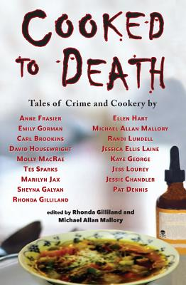 Cooked to Death: Tales of Crime and Cookery Cover Image