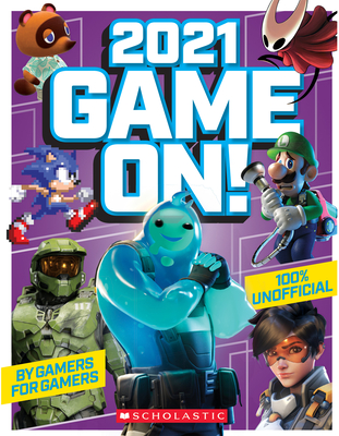 Game On! 2021 Cover Image