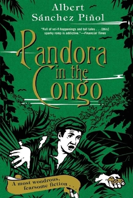 Cover for Pandora in the Congo
