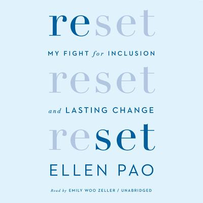 Reset: My Fight for Inclusion and Lasting Change Cover Image