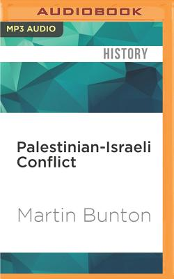 Palestinian-Israeli Conflict: A Very Short Introduction (Very Short Introductions (Audio)) Cover Image