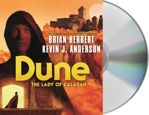 Dune: The Lady of Caladan (The Caladan Trilogy #2) cover
