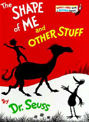 Cover for The Shape of Me and Other Stuff (Bright & Early Books(R))