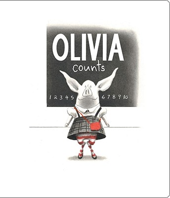 Olivia Counts Cover Image