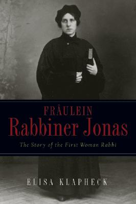 Fraulein Rabbiner Jonas Cover