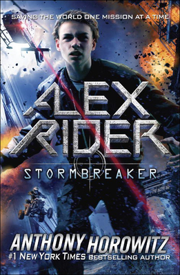 Stormbreaker: An Alex Rider Adventure Cover Image