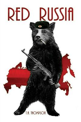Cover for Red Russia