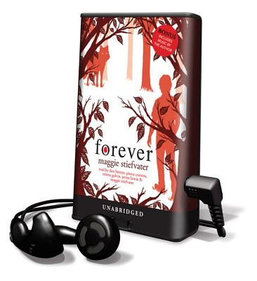 Forever [With Earbuds] (Playaway Young Adult) Cover Image