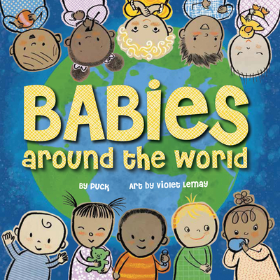 Babies Around the World Cover Image