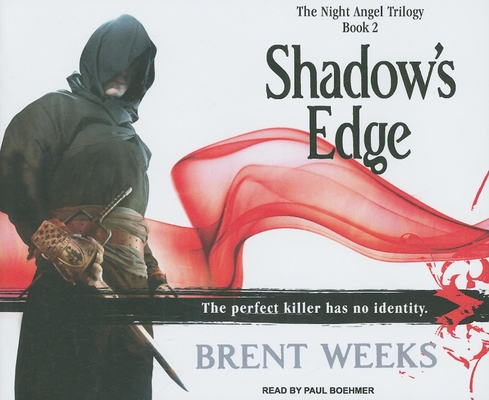 Cover for Shadow's Edge (Night Angel Trilogy (Audio) #2)