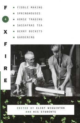 Foxfire 4 Cover