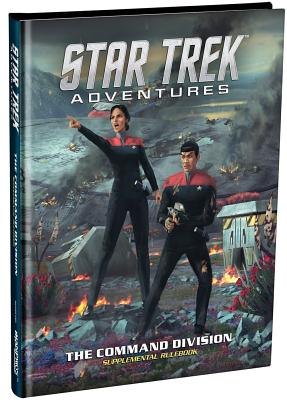 Star Trek Adventures - Command Division Cover Image