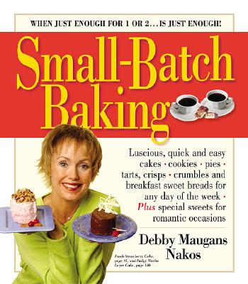 Small-Batch Baking Cover