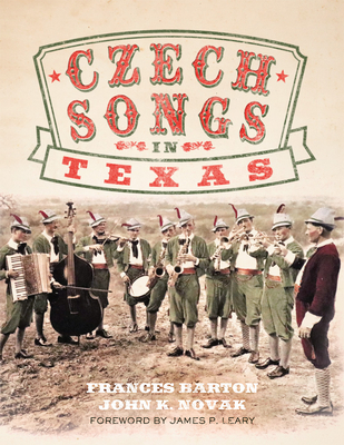 Czech Songs in Texas, 7 (American Popular Music) Cover Image