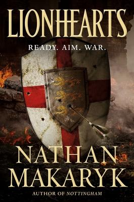 Lionhearts (Nottingham #2) Cover Image
