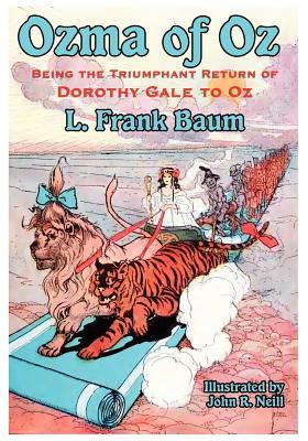 Ozma of Oz Cover Image