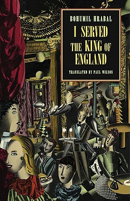 I Served the King of England Cover