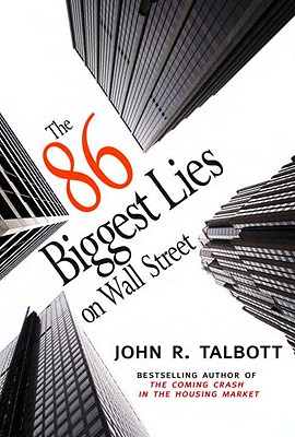 The 86 Biggest Lies on Wall Street Cover