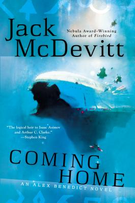 Cover for Coming Home (An Alex Benedict Novel #7)
