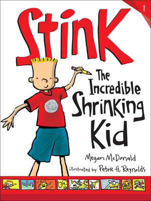 Stink (Stink (Numbered Pb) #1) Cover Image