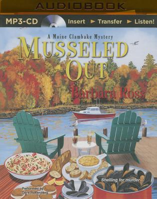 Musseled Out (Maine Clambake Mysteries) Cover Image