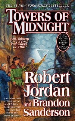 Towers of Midnight Cover Image