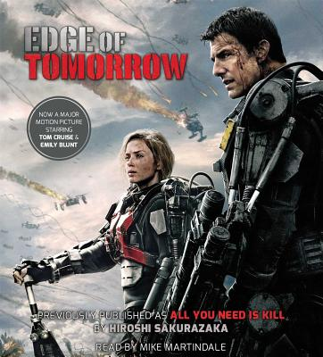 Edge of Tomorrow (Movie Tie-in Edition) (All You Need Is Kill) Cover Image