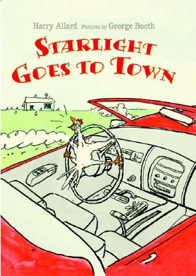 Starlight Goes to Town Cover