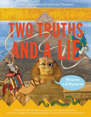 Two Truths and a Lie: Histories and Mysteries Cover Image