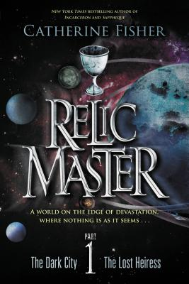 Relic Master Part 1 Cover Image
