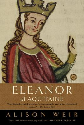 Eleanor of Aquitaine: A Life Cover Image
