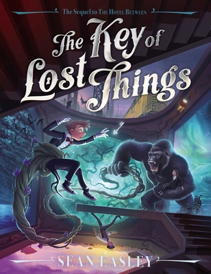 The Key of Lost Things Cover Image