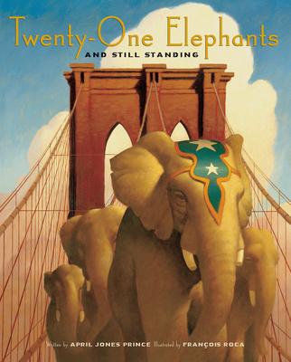 Twenty-One Elephants Cover