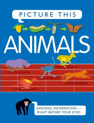Cover for Picture This! Animals