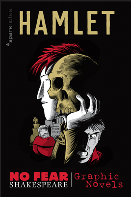 Hamlet (No Fear Shakespeare Graphic Novels), 1 (No Fear Shakespeare Illustrated #1) Cover Image