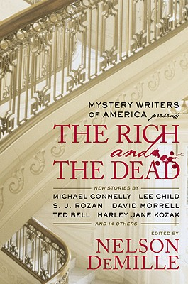 Mystery Writers of America Presents the Rich and the Dead Cover