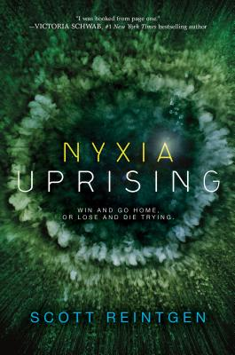Nyxia Uprising (The Nyxia Triad #3) Cover Image