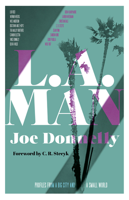 L.A. Man: Profiles from a Big City and a Small World Cover Image