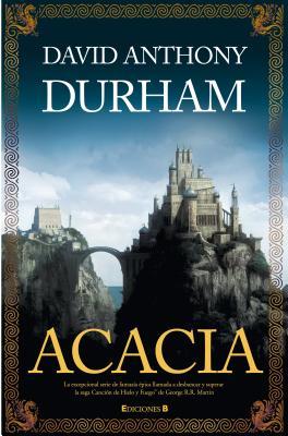 Acacia Cover Image