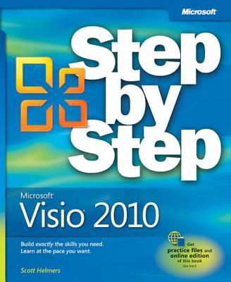 Microsoft VISIO 2010 Step by Step (Step by Step (Microsoft)) Cover Image