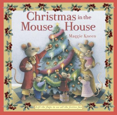 Christmas in the Mouse House Cover