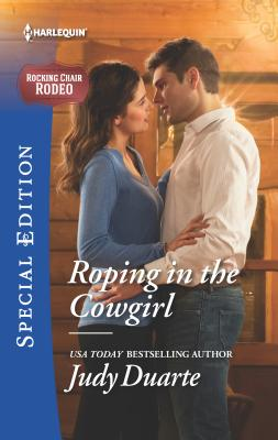 Roping in the Cowgirl Cover