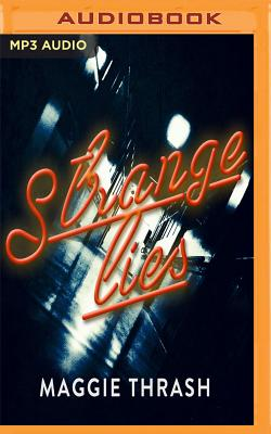 Strange Lies Cover Image