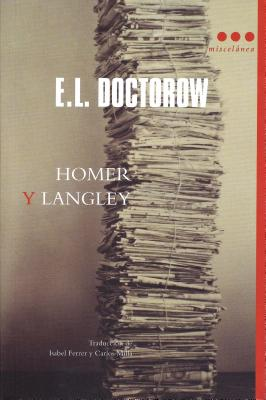 Homer y Langley = Homer & Langley Cover Image
