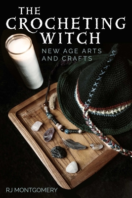 Cover for The Crocheting Witch