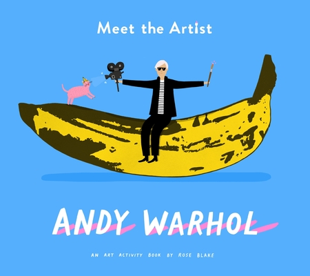 Meet the Artist: Andy Warhol Cover Image