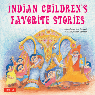 Indian Children's Favorite Stories Cover Image
