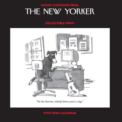 Cartoons from The New Yorker 2020 Collectible Print with Wall Calendar Cover Image